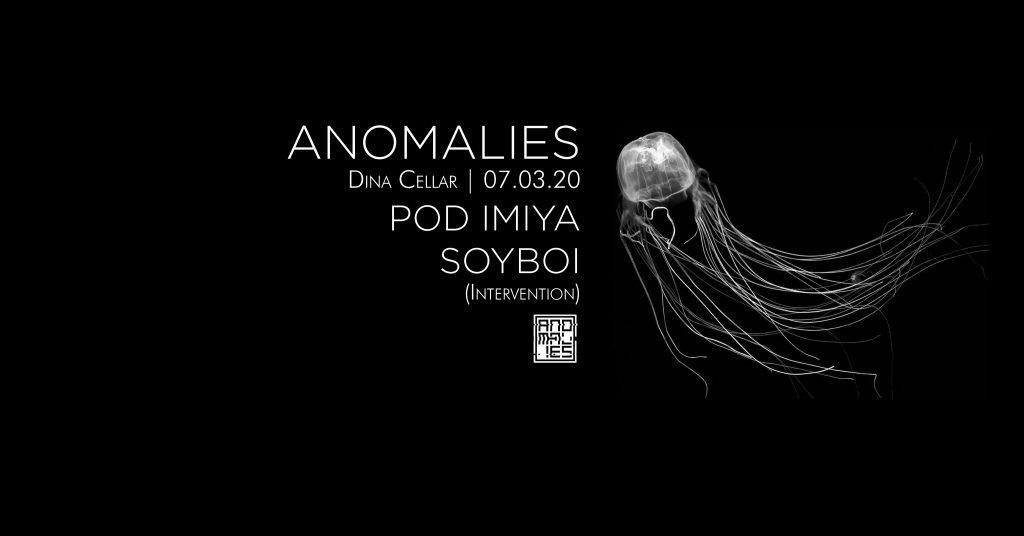anomalies 7/3/20 flyer